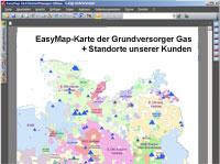 Lutum+Tappert Geomarketinganwendung Grundversorger
